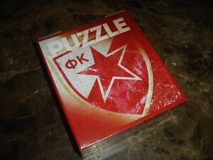 Details About Puzzle Crvena Zvezda Emblem Puzzle Photo