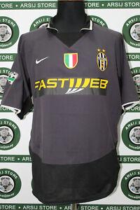 Maglia-calcio-JUVENTUS-DEL-PIERO-TG-L-03-04-shirt-trikot-maillot-camiseta-jersey