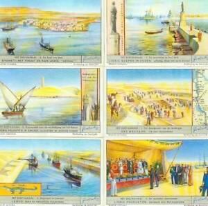 LIEBIG : S_1561 : 'Canal de Suez (le)