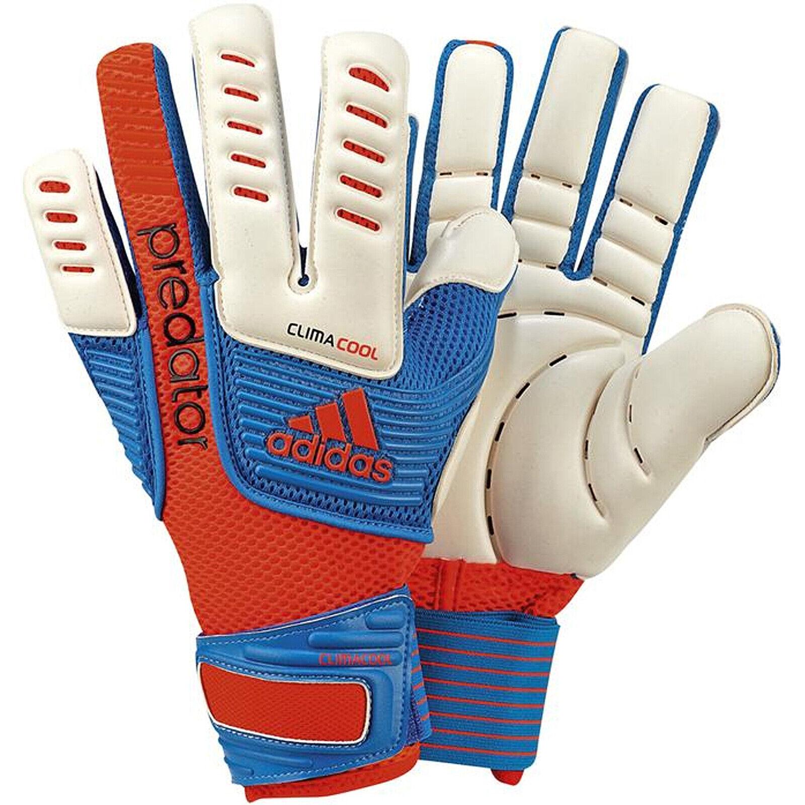 Adidas Performance Herren Protator pro Fußball Torwart Handschuhe - Blau
