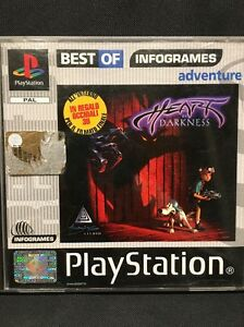 Heart-Of-Darkness-PS1-Playstation-One-Pal-Ita-Retrogame