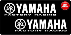 YAMAHA-Factory-Racing-Belly-Pan-Vinyl-Decals-Stickers-R1-R6-YZF-200mm-20cm