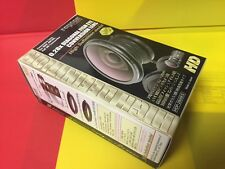 RAYNOX HDP-2800ES HD 0.28x Fisheye Lens to 37mm 43mm 52mm Camera Camcorder Video