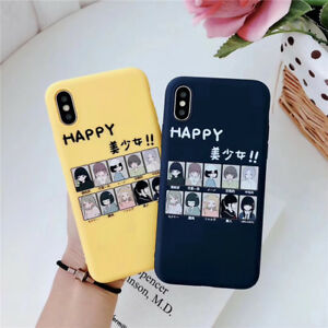 Details about Japanese Style iPhone 8 Plus Case Cute iPhone 8 Plus Case  Couple iPhone 8 Case