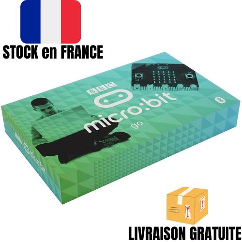 BBC Micro: Bits Go - Kit Officiel Micro:bit - Apprenez facilement avec Microbit  | eBay