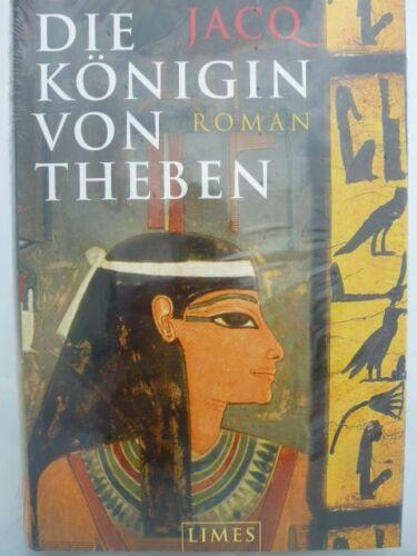 1 von 1 - Die Königin von Theben von Christian Jacq (gebunden)