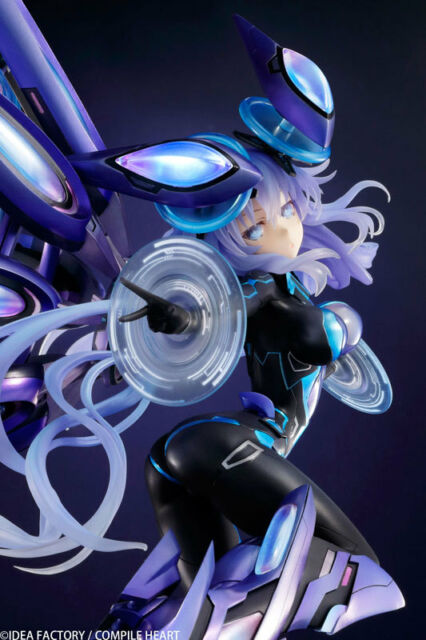 Vertex New Dimension Game Neptunia VII - Next Purple 1/7 Complete Figure
