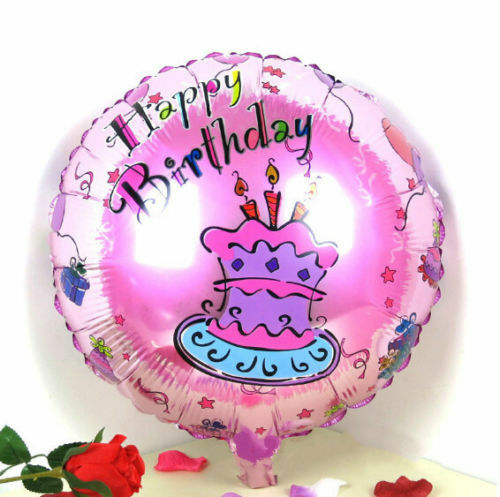"""18/"""" FOIL BALLOONS FOR BIRTHDAYS CHILD PARTY Comic Characters Foil Baloons"""