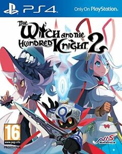 The-Witch-And-The-Hundred-Knight-2-PlayStation-4-PS4-nouveau-4