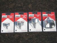 Bialetti Replacement Funnel Filters For Moka Express & More-1,3,6,9 Cups