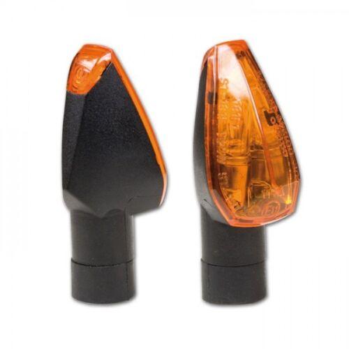 Halogène Mini Micro clignotant PEAK orange universel 12 21 W pour HONDA KAWASAKI BMW