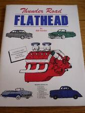 THUNDER ROAD FLATHEAD HOT ROD  Car Book  jm