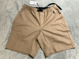 0f5a87339aa7 Nike NikeLab Collection NRG Shorts Men s sz LARGE L Khaki Black ...