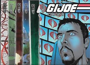 JOE G.I Origins #8  Cover B