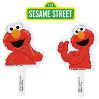 Elmo Sesame Street Fun Pix 12 Ct From Wilton 3462 -