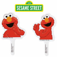Elmo Sesame Street Fun Pix 12 Ct From Wilton 3462 -