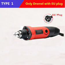NEW 400W 220V Variable Speed Electric Mini Drill Grinder power tools Rotary Tool