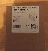 Vent-Axia Lo Carbon Va100 Selv Xhtp 436064A Bathroom Toilet Fan