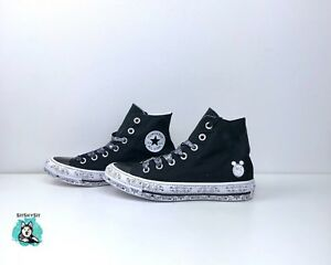 Converse x Miley Cyrus Chuck Taylor All Star High schwarz