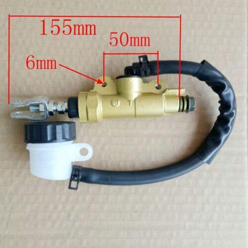 Rear Brake Master Cylinder Pump Yamaha YZ125 YZ80 90-02 YZ250 88-01 YZ85 02-09