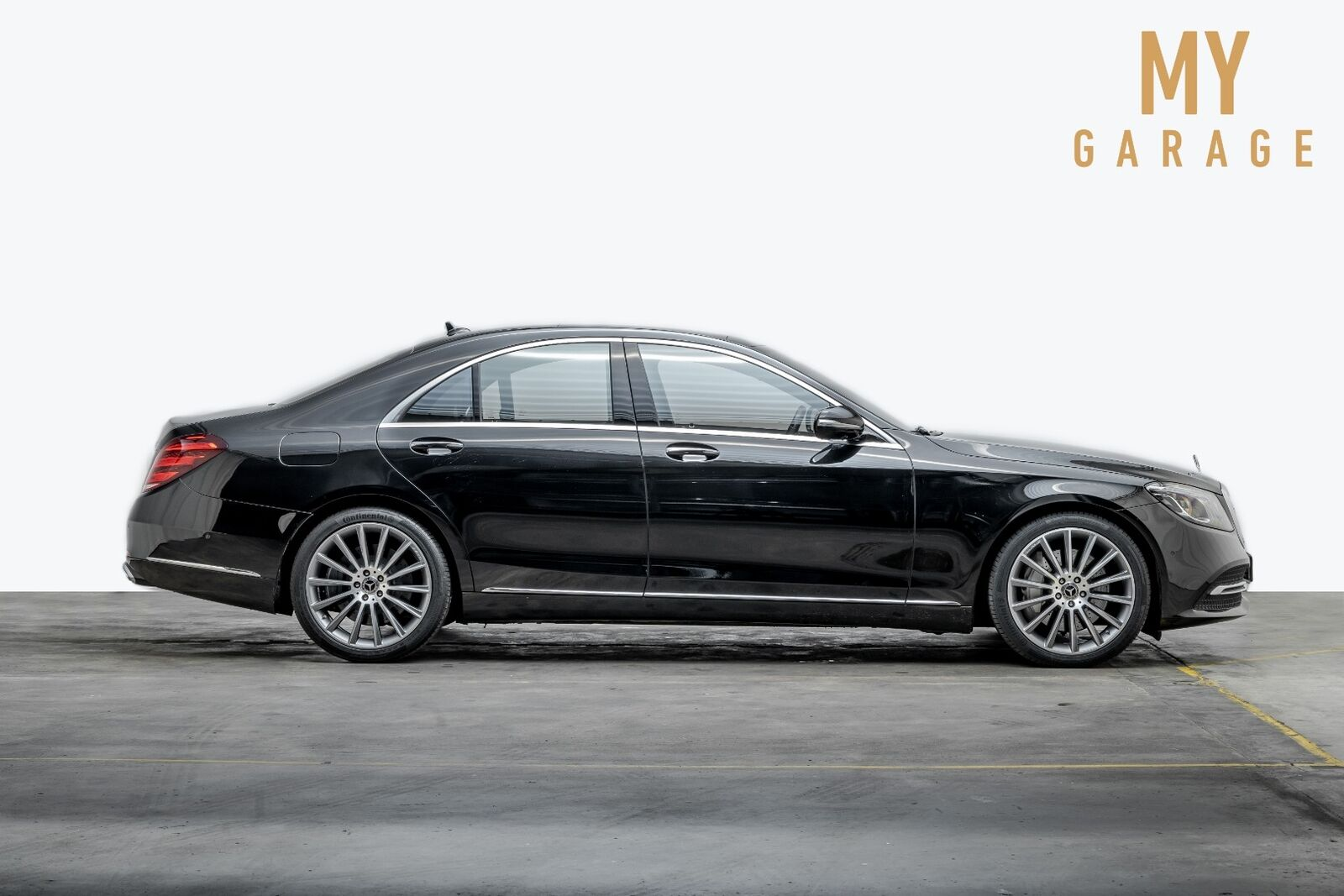 Mercedes S500 4,7 aut. 4Matic 4d - 6.995 kr.