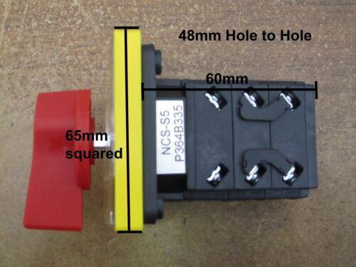 Milling Machine Part Forward Reverse Switch
