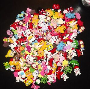 Huge-Mixed-Lot-of-30-Flatback-Resins-Great-for-DIY-Hair-Bow-Scrapbooking-Crafts