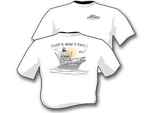 Salt addiction saltwater fishing t shirt fishing boat for Custom saltwater fishing shirts
