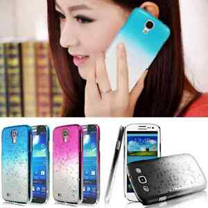 Ultra-Thin-3D-Raindrop-Change-Hard-Case-Cover-For-Samsung-Galaxy-S4-SIV-i9500