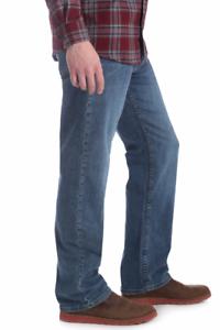 968e52ec NEW Mens Wrangler Five Star 4-Way Flex Relaxed Fit Jean - Size Regular & Big