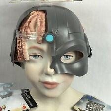 Mattel DC Justice League Hero Masks Batman Cyborg in Original Packaging