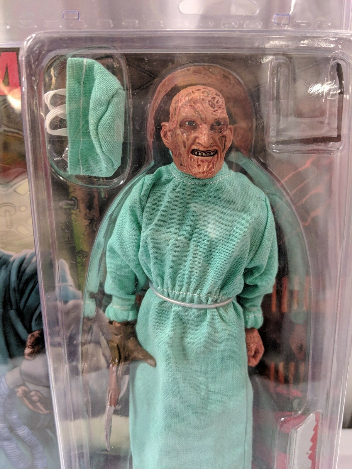 NECA Nightmare on elm street 4. Freddy Krueger Doctor