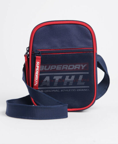 Homme Superdry Trophée Sports Sac Pochette Taille 1 Taille