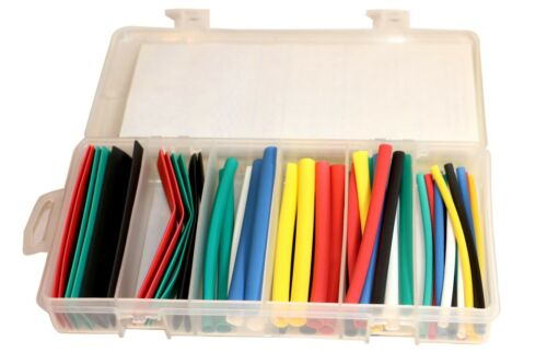 Heat Shrink /& Solder Repair Kit for Insulating wires /& Tools and Soldering #5445