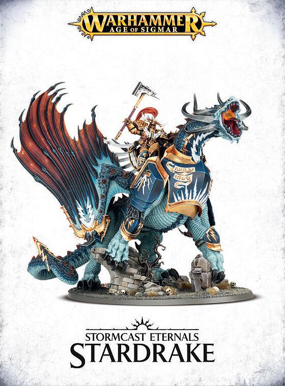 Stormcast Eternals Stardrake Warhammer Age of Sigmar NEW