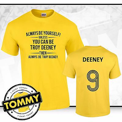 Number 1 Watford Fan T-Shirt Kids