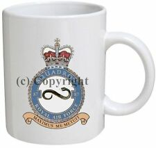 ROYAL AIR FORCE 87 SQUADRON COFFEE MUG