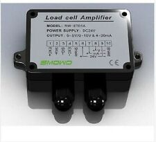 0~5V(10V)/4~20mA Load Cell sensor Amplifier full bridge strain gauge transducer