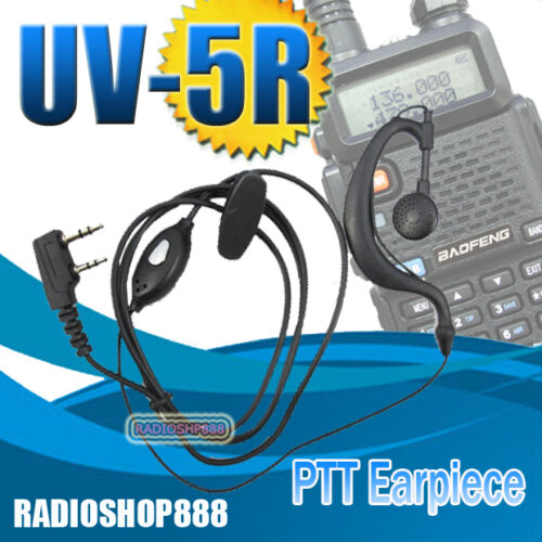 UV-5RB UV-5RC BAOFENG Ear loop Earpiece for BAOFENG UV5R UV-5RA