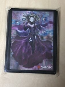 Liliana-Dreadhorde-General-War-Spark-Alternate-Art-50x-card-sleeves-Japanese