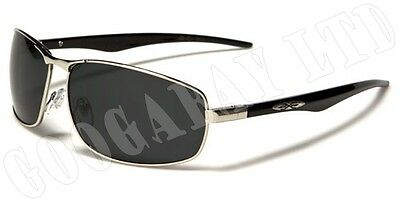 Polarized Sunglasses New XLOOP Mens Womens Designer Aviator Black UV400 484