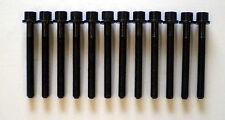 HEAD BOLTS FIT TRANSPORTER CARAVELLE MULTIVAN T4 LT VAN 2.4D 2.5TD 2.5TDi SDi