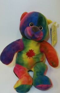 Creative-Comforts-Rainbow-Collection-Stuffed-Plush-Bear-Toy-Doll