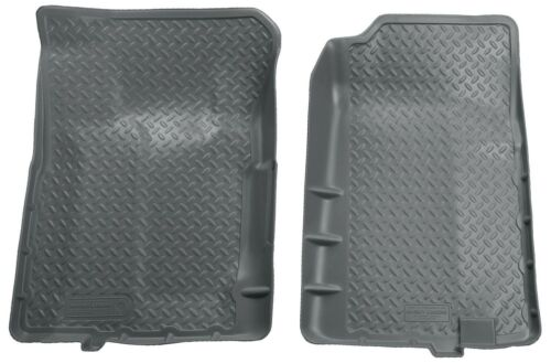 C//K 1500 C//K 2500 C//K 3500-Grey 31102 Husky Liners Classic Style-Front Mats
