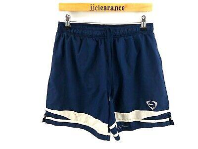 Nike Da Uomo Swim Shorts M Medium W31 L6 In Poliestere Blu Scuro Blue-mostra Il Titolo Originale Facile E Semplice Da Gestire