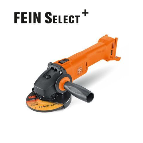 Fein Akku-Winkelschleifer CCG18-125BL//18V 71200262000 ohne Akku und Ladegerät