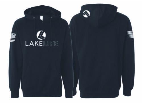 Lake Life Freedom Hoodie