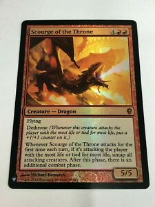 MTG Foil Mystery Booster Scourge of the Throne MINT