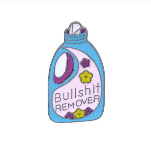 Details about  /Cartoon Enamel Piercing Brooch Pin Collar Decor Badge Corsage Jewelry Women Gift
