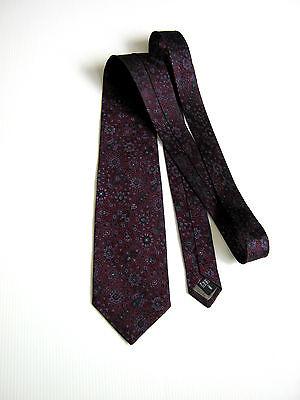 James Dillon 100% Seta Silk Originale Hand Made In Italy Tecniche Moderne